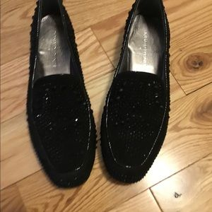 Donald Pliner fancy loafers. Size 7